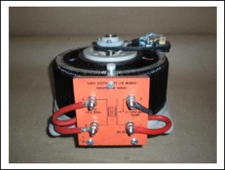 Double Wound Isolated Variable Transformers
